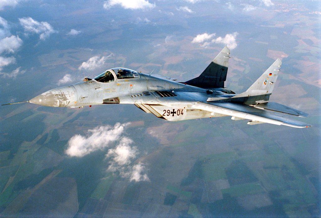 Avioanele de lupta rusesti MIG