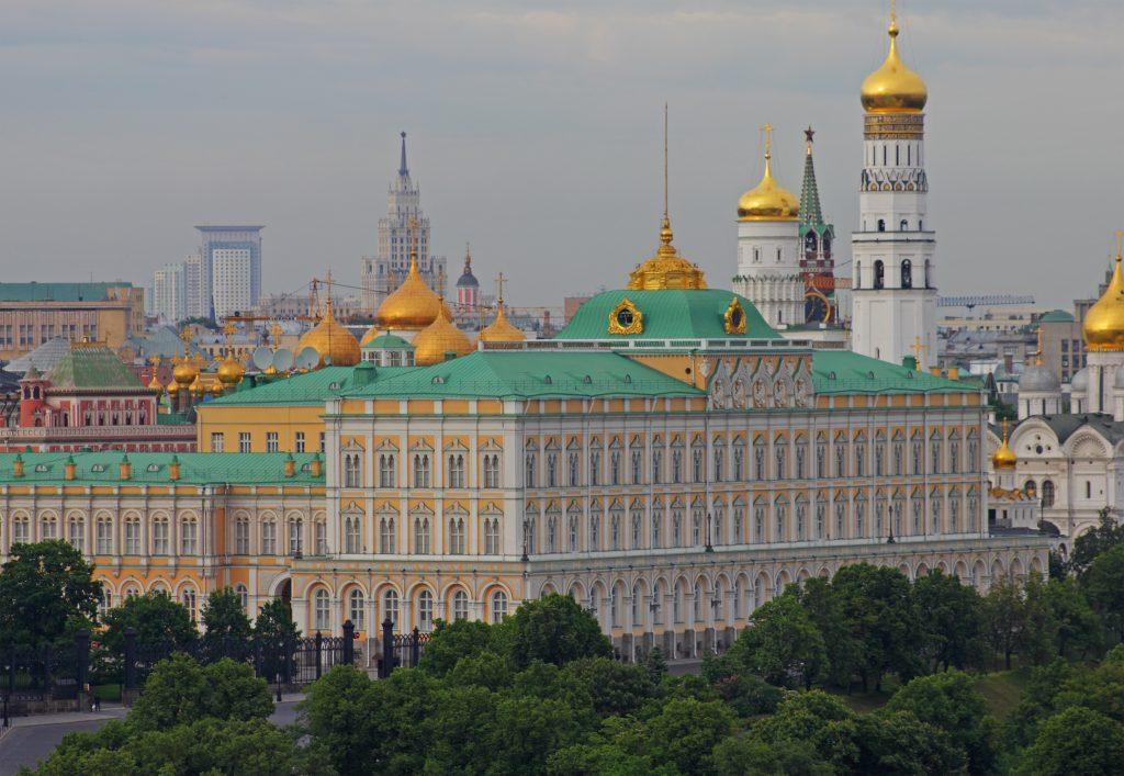 Sejur Moscova- St. Petersburg