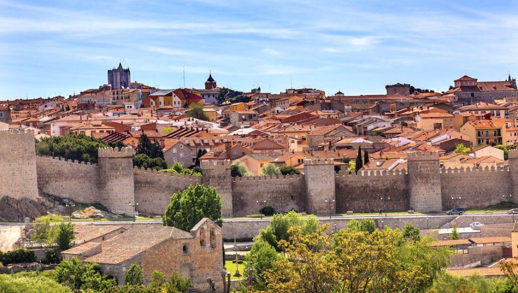 Circuit Madrid, Avila, Salamanca si Toledo