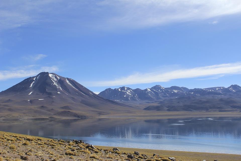 EXCURSIE : LACURILE DIN CHILE