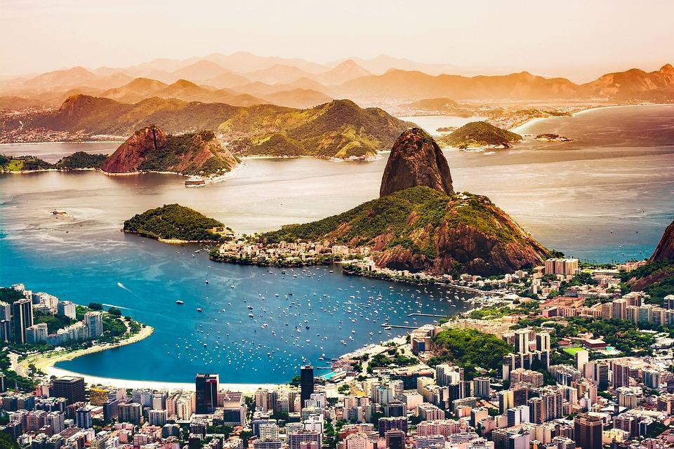 Un tur fascinant al Braziliei !