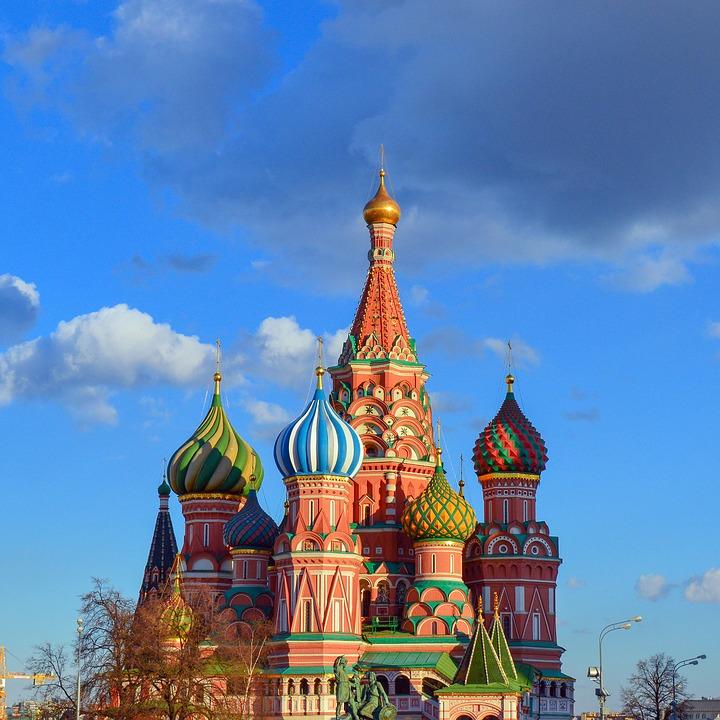 City break- 100 de ani de la Marea Revolutie Socialista- Moscova