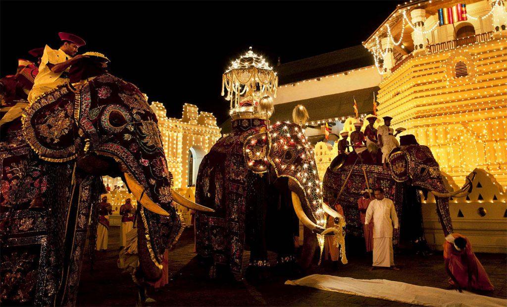Sejururi Thailanda & Sri Lanka