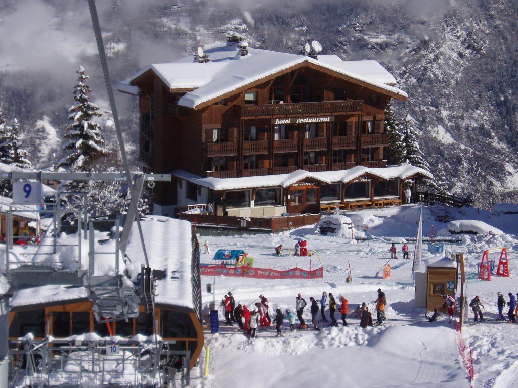 Hotel Les Flocons - Courchevel 1550 m