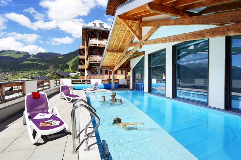 RESIDENCE LE GRAND ERMITAGE ****, Chatel