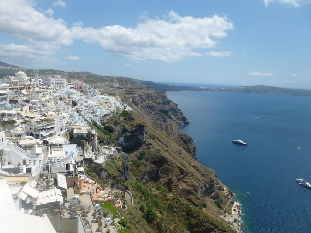 Hiking Island Hopping: Naxos & Santorini