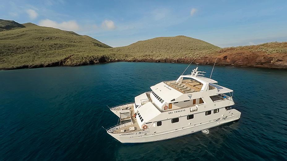 Croaziera in Insulele Galapagos : Seaman Journey