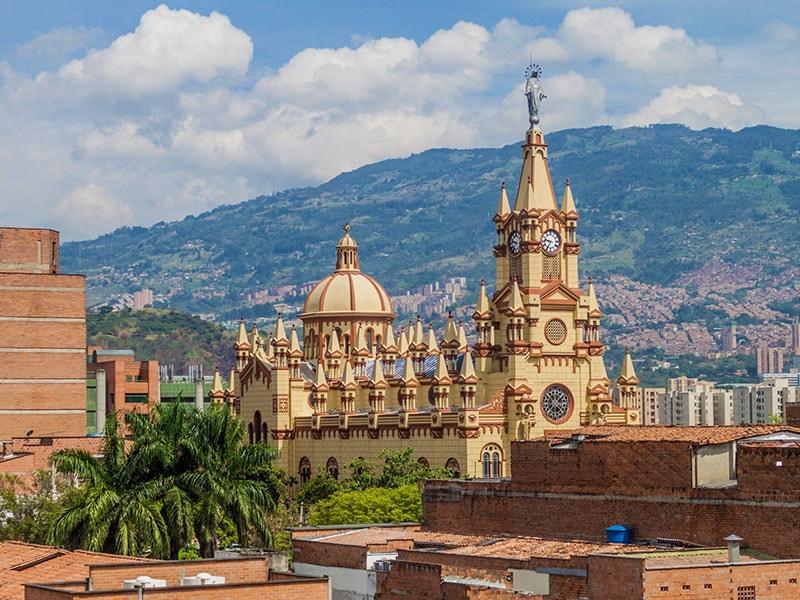 Vacanta in Medellin si Cartagena : Columbia