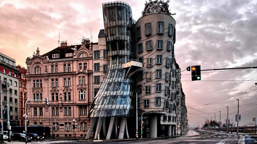 Cina romantica la Praga
