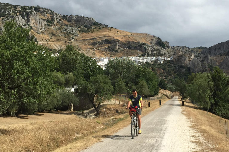 Tur cu bicicleta in Andaluzia