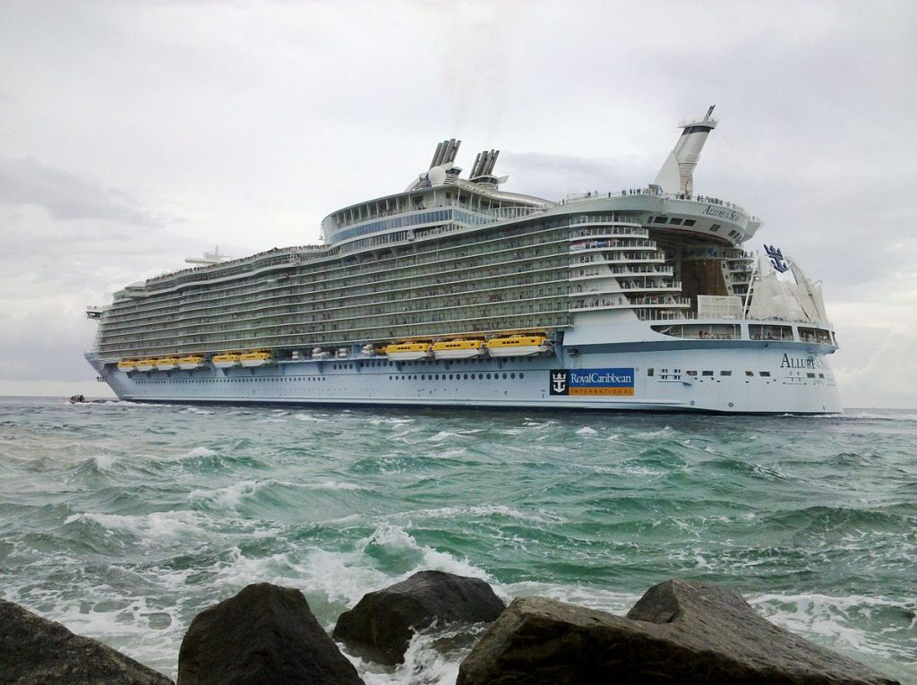 7 nopti in Caraibele de Est pe vasul Allure of the Seas