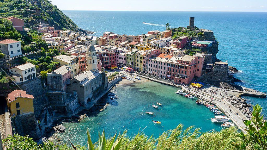 Trekking in Cinque Terre si Portovenere