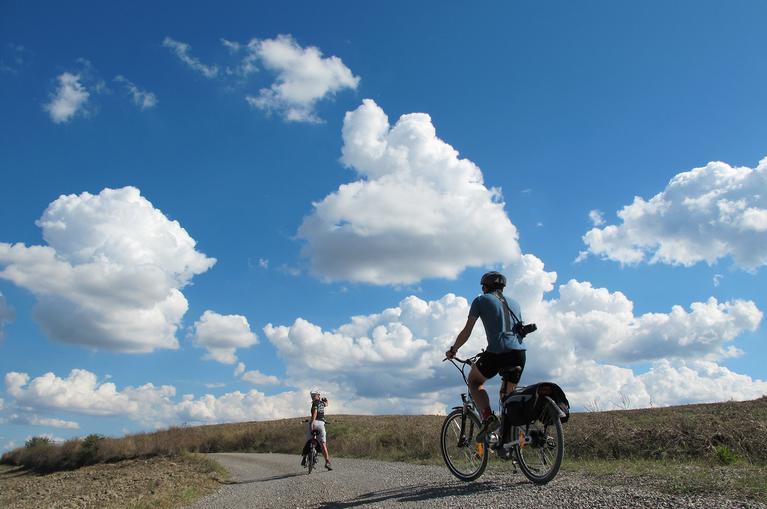 Tur cu bicicleta pe Via Francingena din Lucca pana la Siena