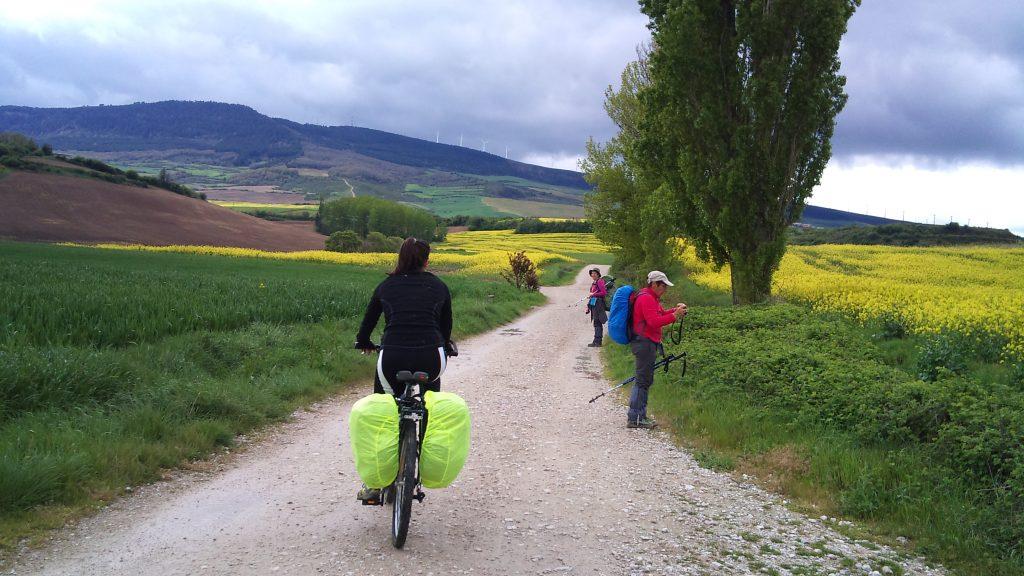 """Tur cu bicicleta """"Drumul pelerinilor"""" catre Santiago de Compostela"""
