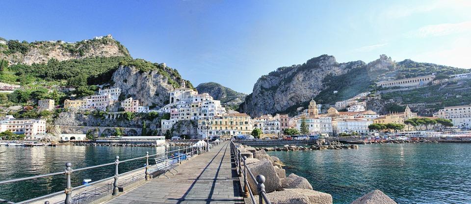 Coasta Amalfitana si Capri - Program de drumetii