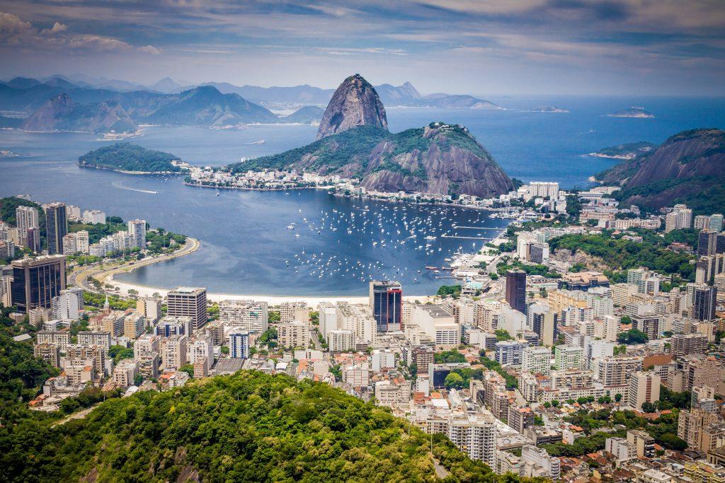 An Nou exotic in Brazilia