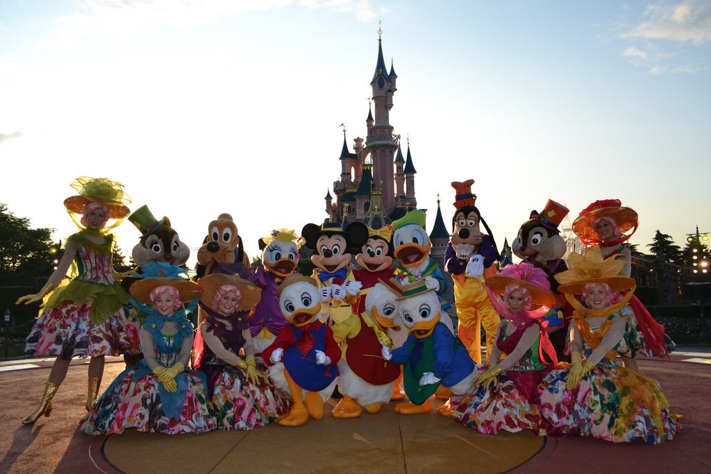 15% - OFERTA DISNEYLAND PARIS!