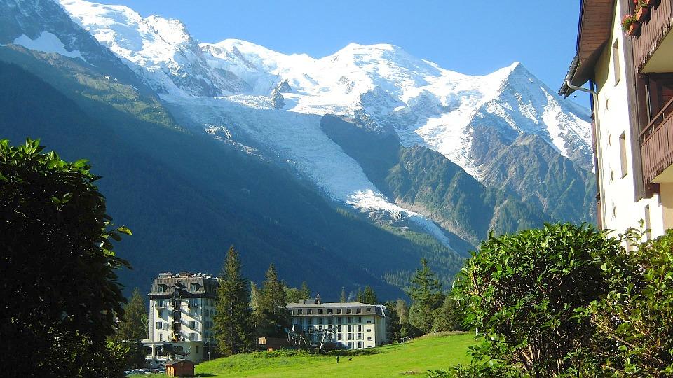 Program de drumetii in Mont Blanc