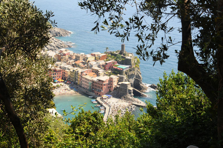Trekking in Liguria - Portofino si Cinque Terre