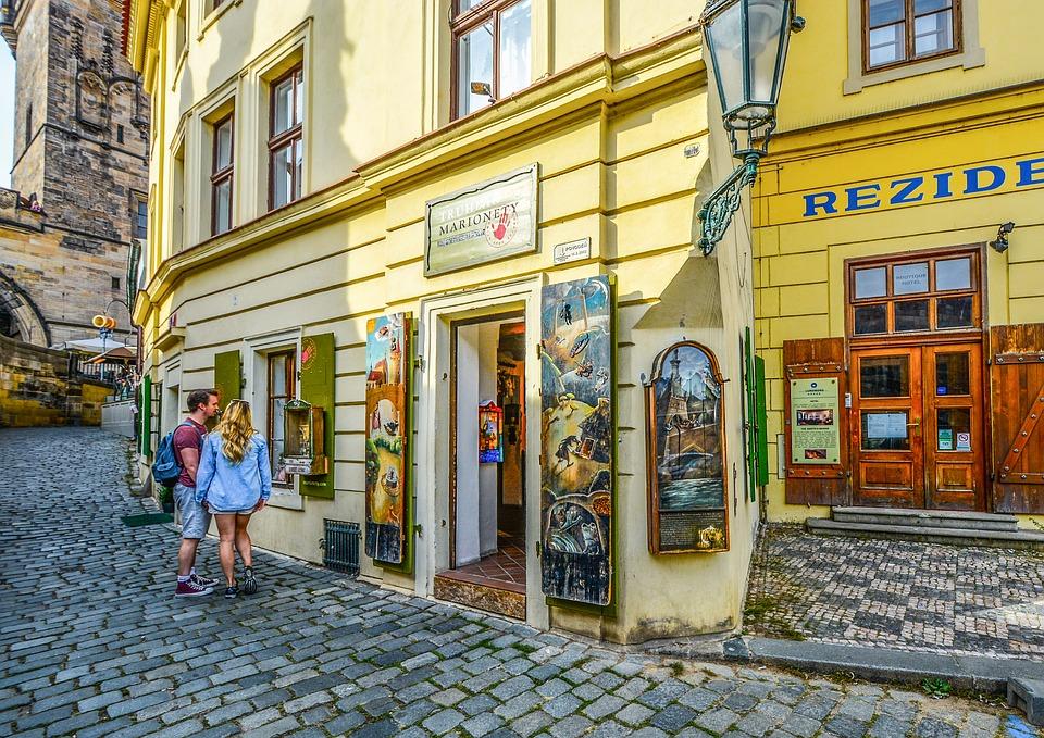 City Break la Praga la 229 EUR