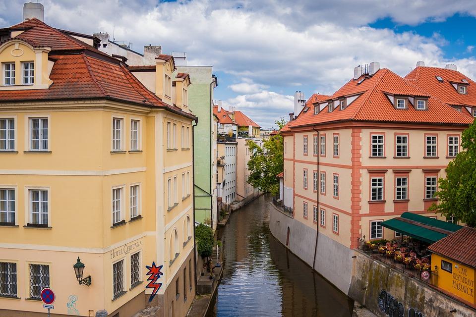 City Break la Praga: Iulie - August 2017