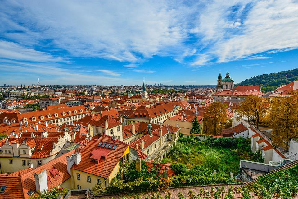 Viziteaza cele mai frumoase orase din lume: Praga si Cesky Krumlov