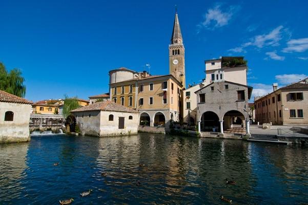 Traseu cu bicicleta din Venetia in Porec