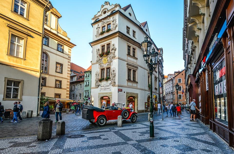 Petrece Revelionul 2018 la Praga (5 zile/4 nopti)