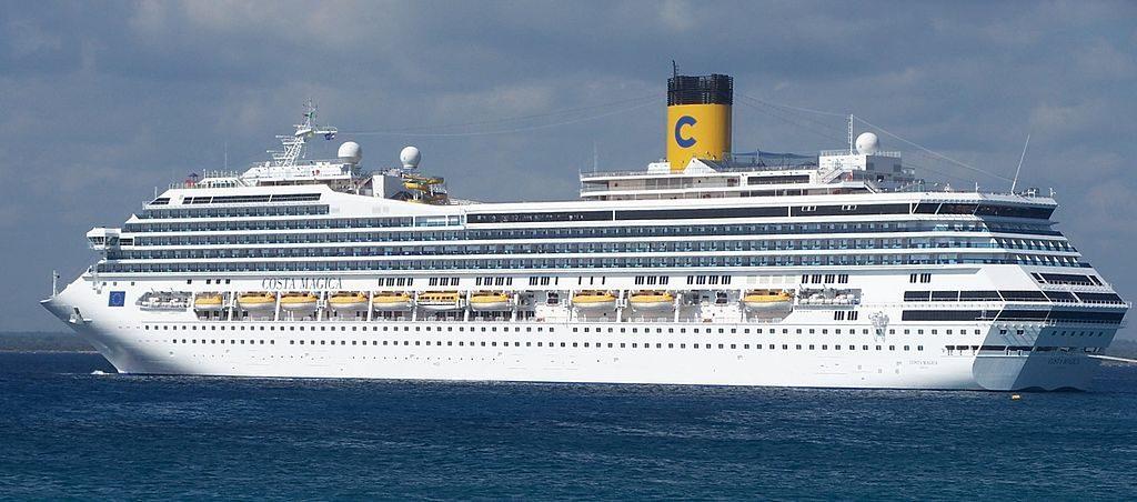 Croaziera in Vestul Marii Mediterane cu nava Costa Magica