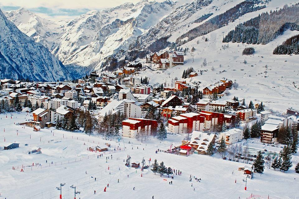 Vacanta la schi in ianuarie 2018 - Franta