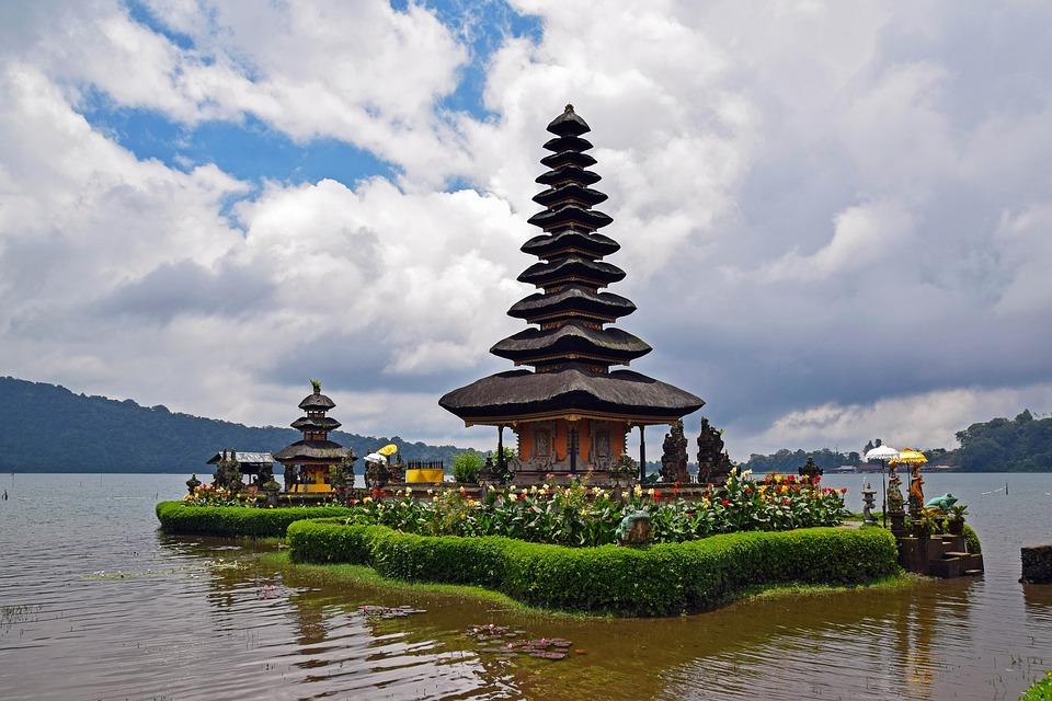 Trekking in Bali in regiunea Ubud