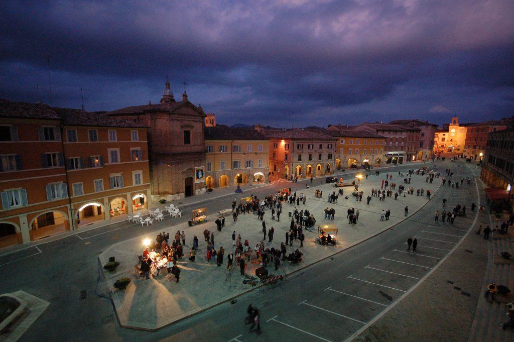 Craciun in orasul natal al imparatului Frederic al II-lea – Jesi, Italia