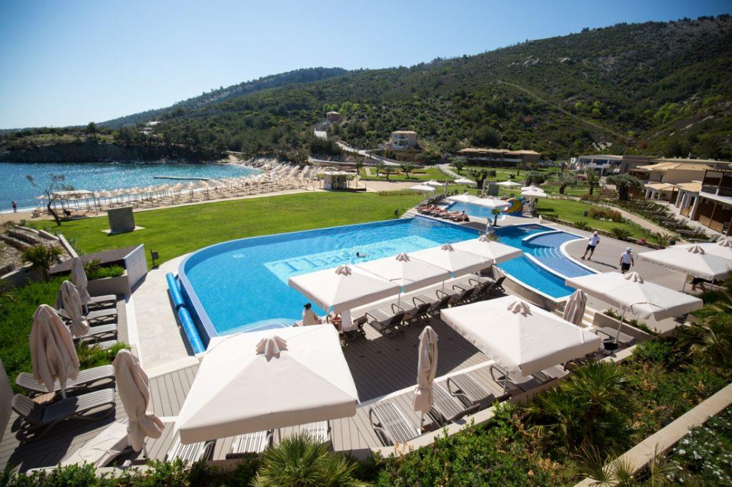 Thassos Grand Resort 5*- profitati in continuare de reduceri de pana la 35%