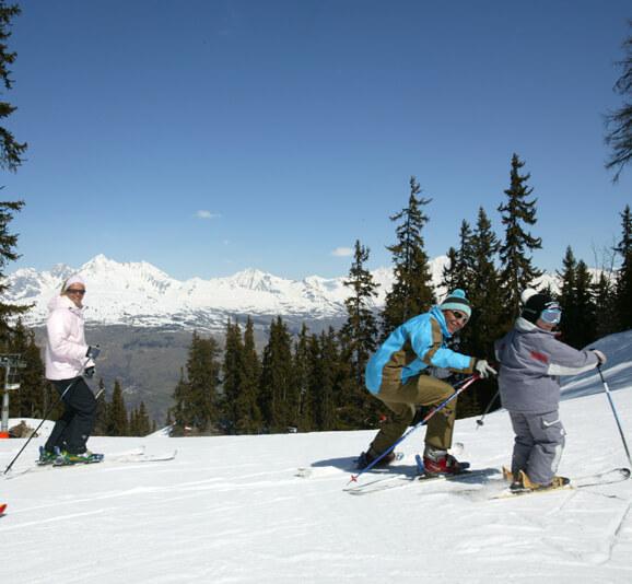 Vacanta copiilor la schi in Franta