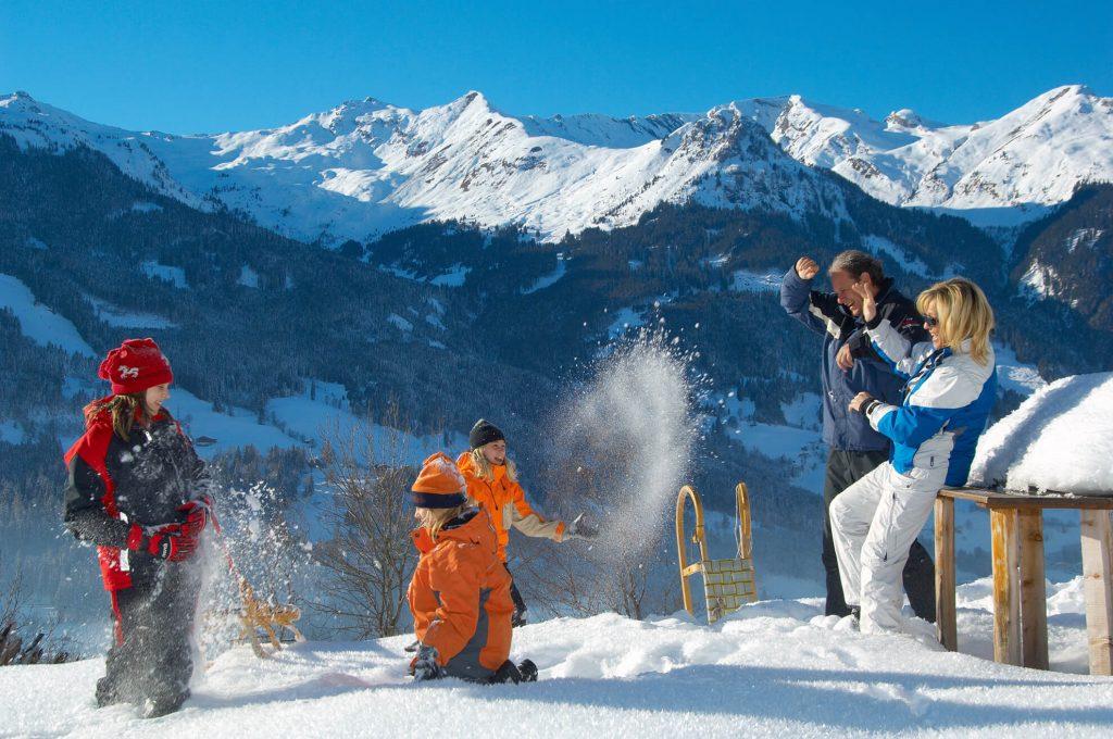 Vacanta copiilor la schi in Salzburgerland - Austria