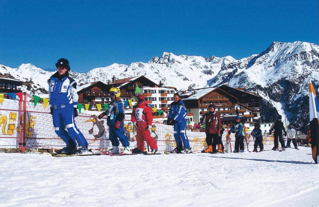 Vacanta copiilor la schi in Tirol – Austria