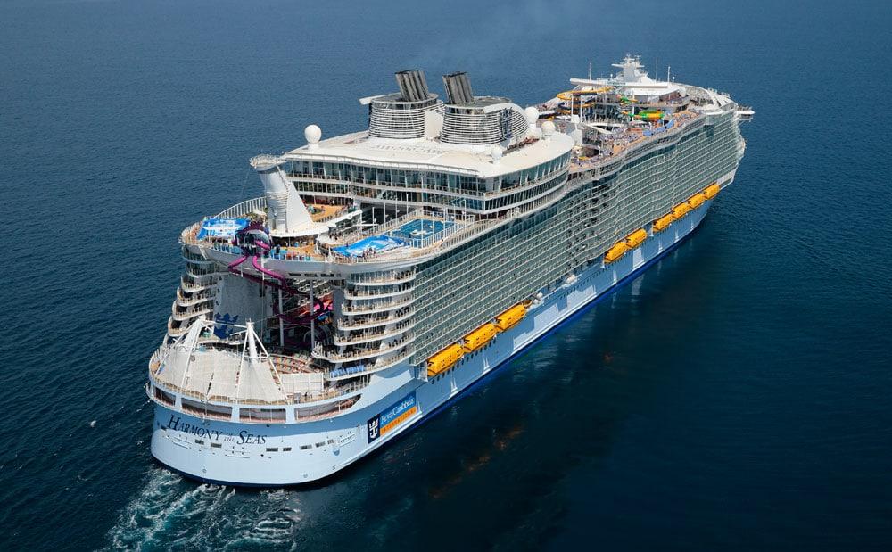 8 nopti pe Mediterana de Vest pe vasul SYMPHONY OF THE SEAS®