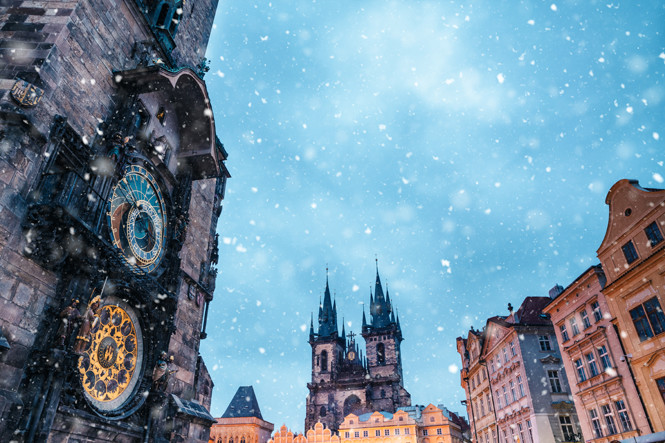 City Break la Praga: 04 – 07 Decembrie