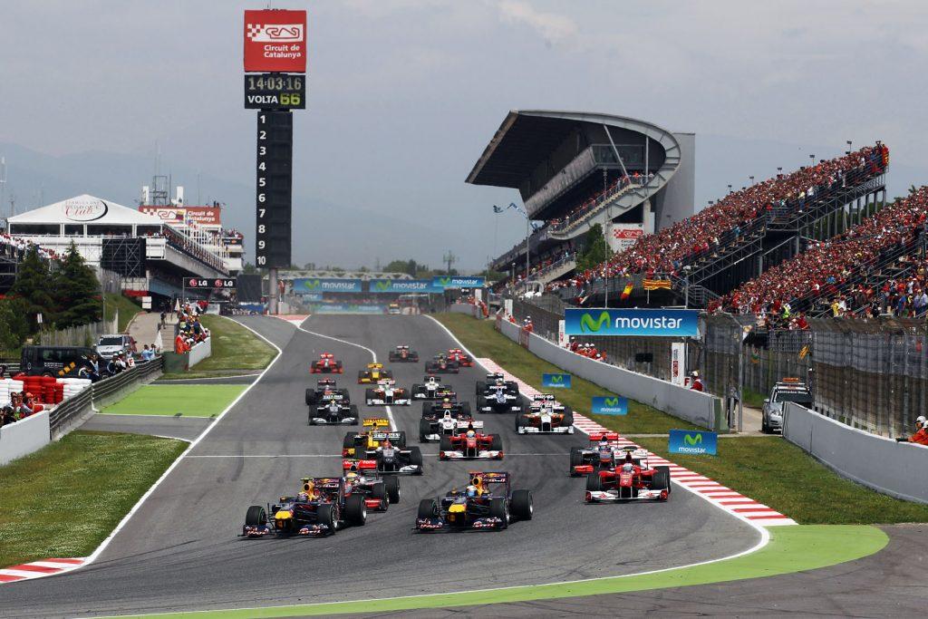 Pachete Grand Prix Barcelona 2018