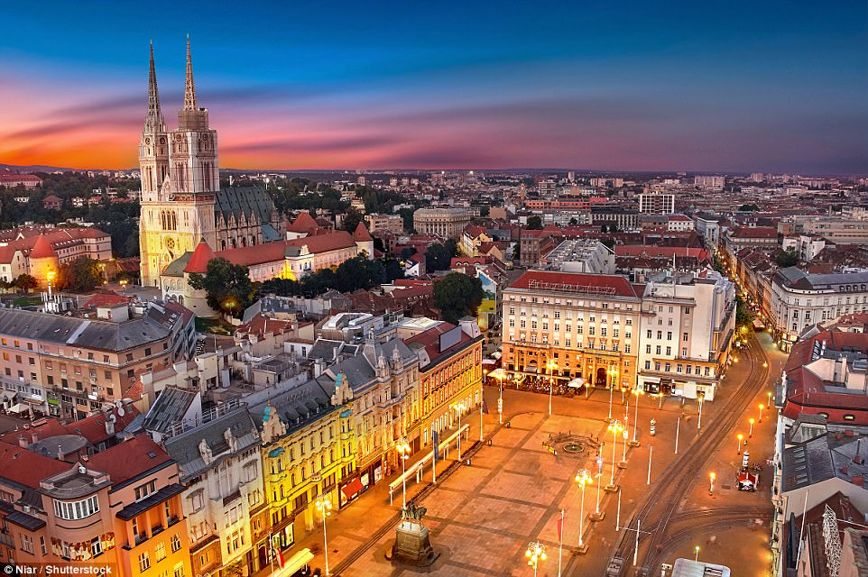 City break Zagreb