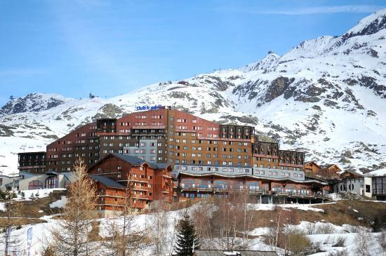 Ski L'Alpe d'Huez Franta