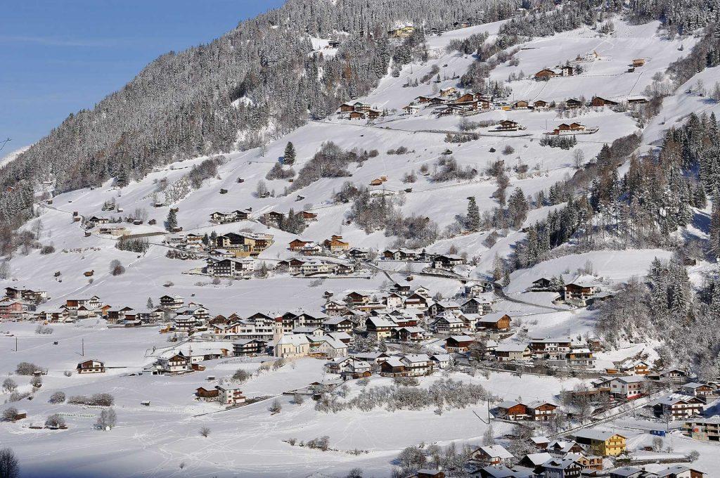 AUSTRIA TIROL - Ideal pentru familii