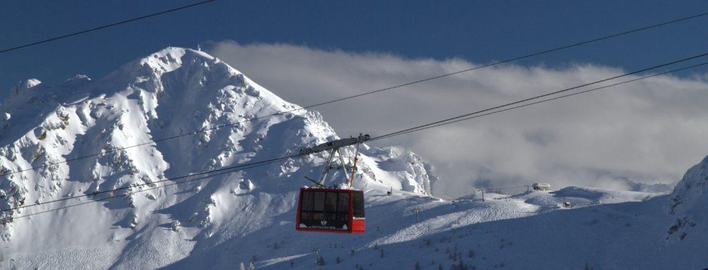 Ski Serre Chevalier Franta