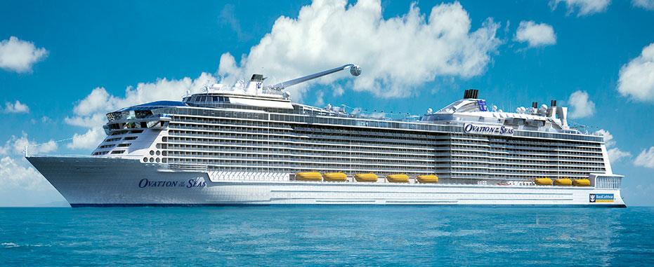 Croaziera in Japonia - 9 nopti pe vasul Ovation of the Seas®