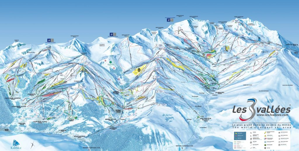 Locatii exclusiviste in Méribel 3 Vallées