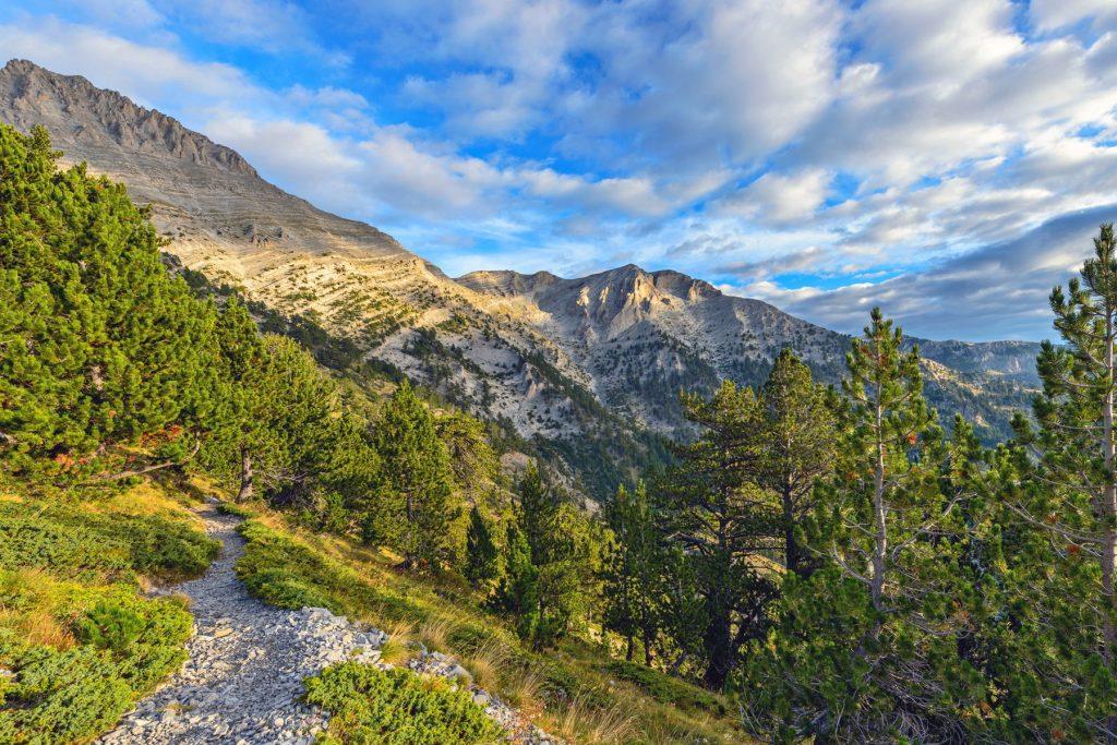 Nordul Greciei: Olympos & Pieria  - Vacanta de drumetie pe cont propriu
