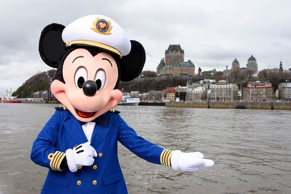 Croaziere cu Mickey Mouse & CO