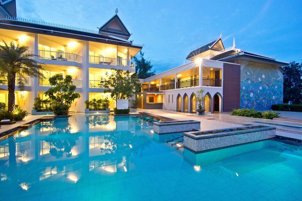 THAILANDA - Krabi - Tub Kaek Sunset Beach - Anyavee Tubkaek Beach Resort