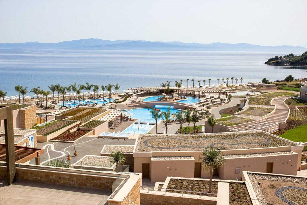 GRECIA - Halkidiki, Kassandra - Miraggio Thermal Spa Resort