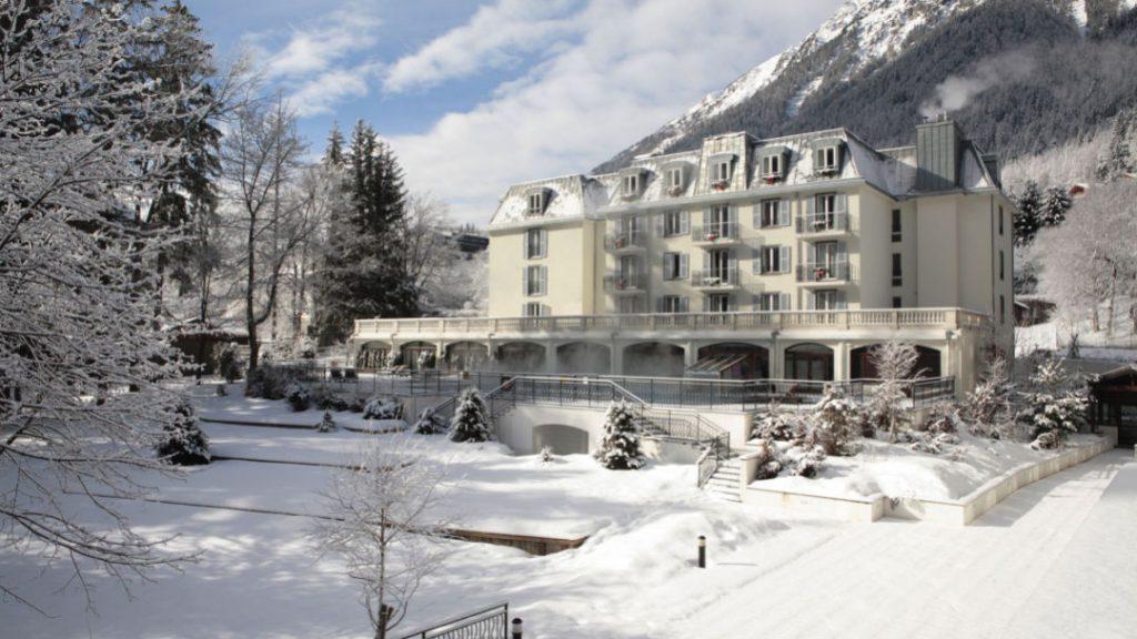 Hotelul The Folie Douce - Chamonix